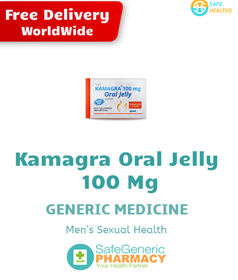 Kamagra Oral Jelly 100 Mg Buy Online