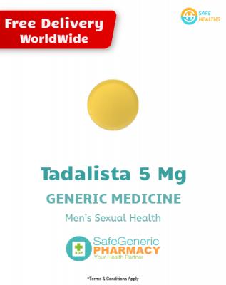 Tadalista 5 Mg Buy Online