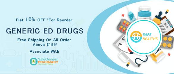 generic ed drugs