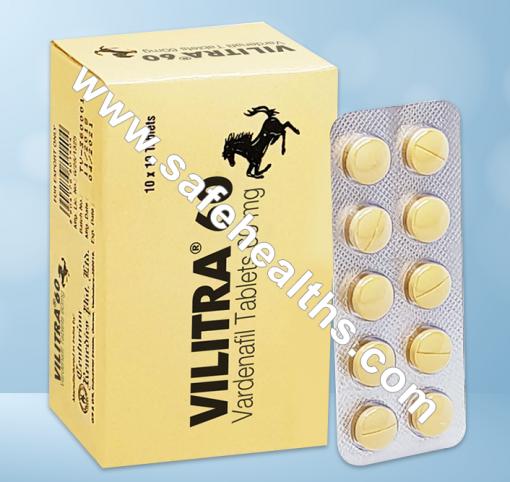 vilitra 60 mg vardenafil