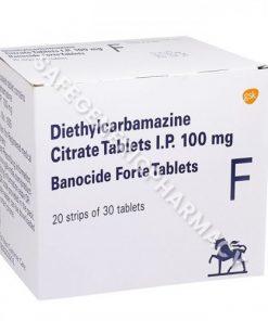 Banocide Forte 100 Mg